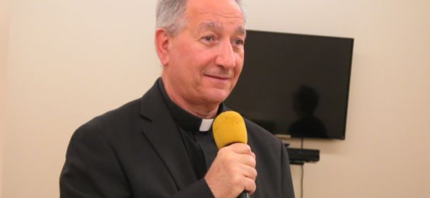 Monsignor LoPinto Named CEO of Catholic Charities