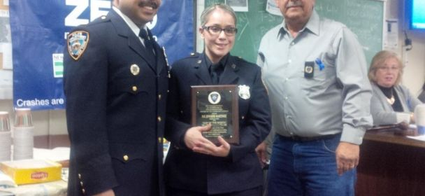 Single Bust Yields Four Arrests for 106th Precinct Cop of the Month