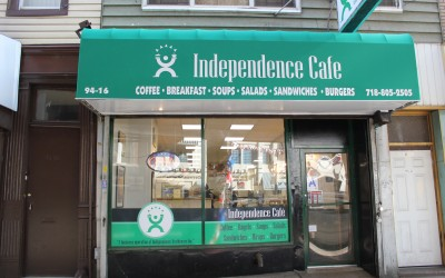 New Café Feeds Hungry; Helps Less Fortunate
