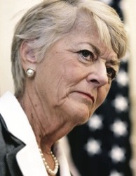 Trailblazing Legislator Geraldine Ferraro Dies