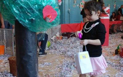 Forest Hills Kids Celebrate Easter Fest