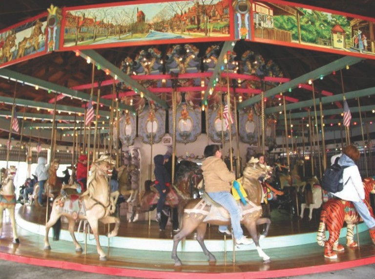 Audit Slams Former Carousel Operator: Liu Claims New York One Failed to Make City-Funded Repairs