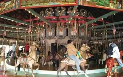 Forest Park Carousel Still Silent
