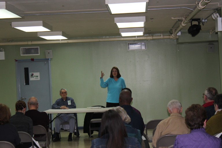 COMET Discusses Maspeth Bypass, St. Saviour's