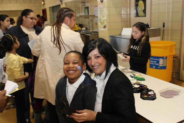 Health Fair at PS 207 Draws Crowd