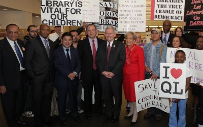 Library Cuts Threaten Five-Day-A-Week Service