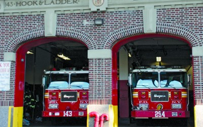 Deja Vu: Engine 294 Faces the Ax Again