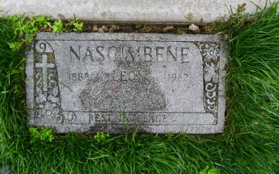 Park Opening Yields Mysterious Tombstone