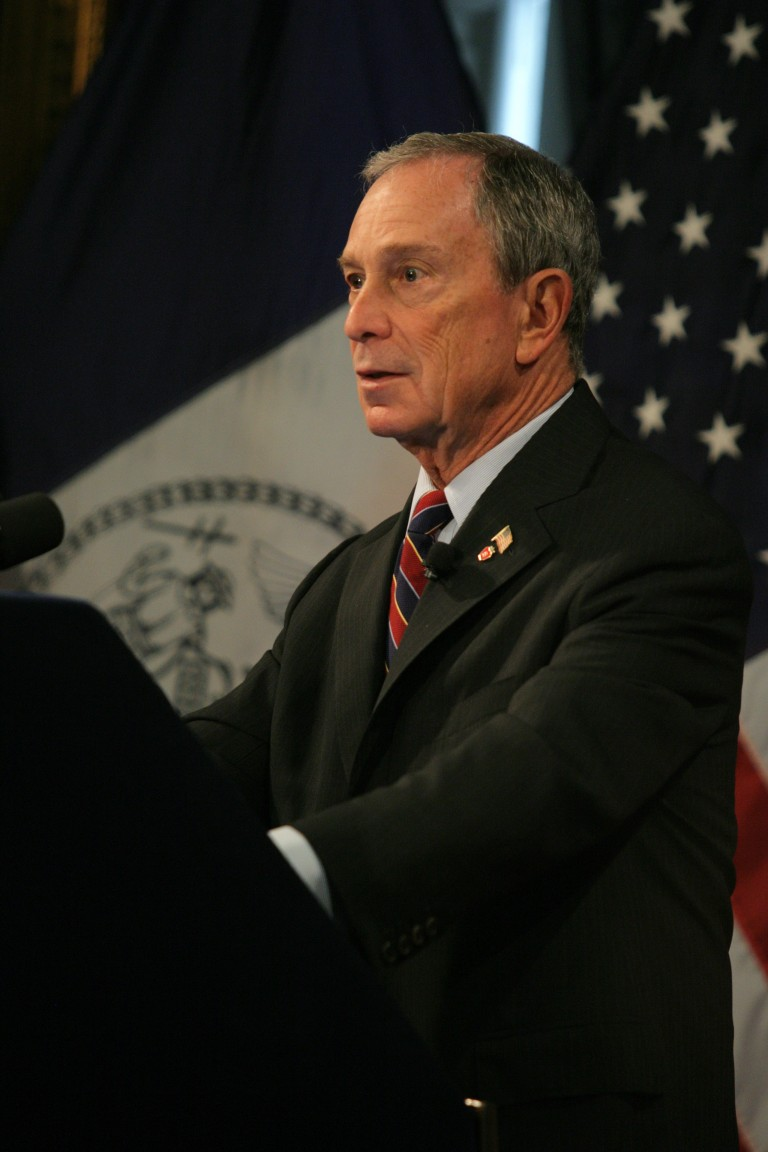 Bloomberg Proposes Drastic Cuts in Executive Budget