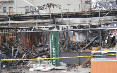 O'Neill's Destroyed by Fire