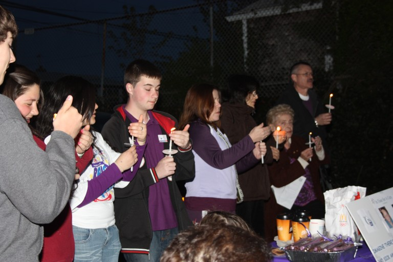 Howard Beach Relay Gets Off to a Good Start