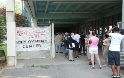 Casino Operator Opens Employment Center