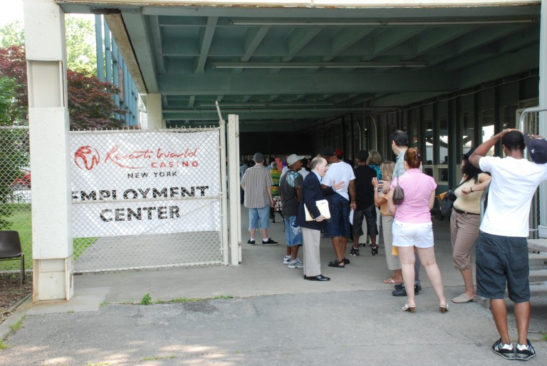 Casino Operator Opens Employment Center