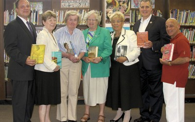 Kew Gardens Hills Donates $4K to Library
