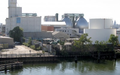 Newtown Creek Plant Meets Federal Requirements