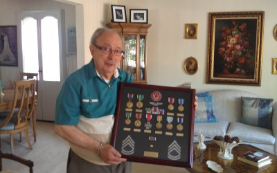WWII Vet Finally Gets His Dues