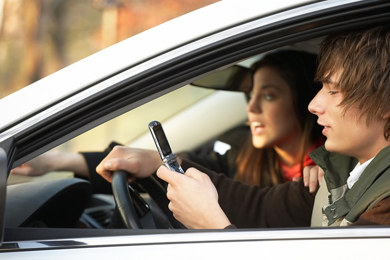Cuomo Signed Distracted Driving Law