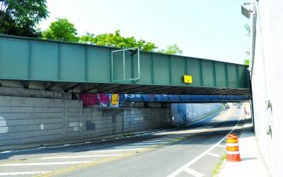 Cooper Avenue Underpass