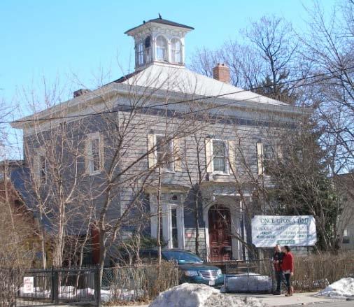 Historic Richmond Hill Home Could Receive Landmark Status