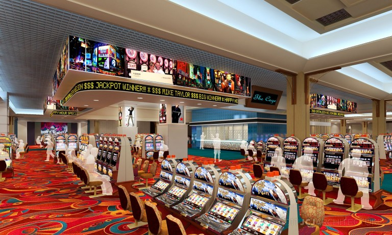 Aqueduct Casino New York