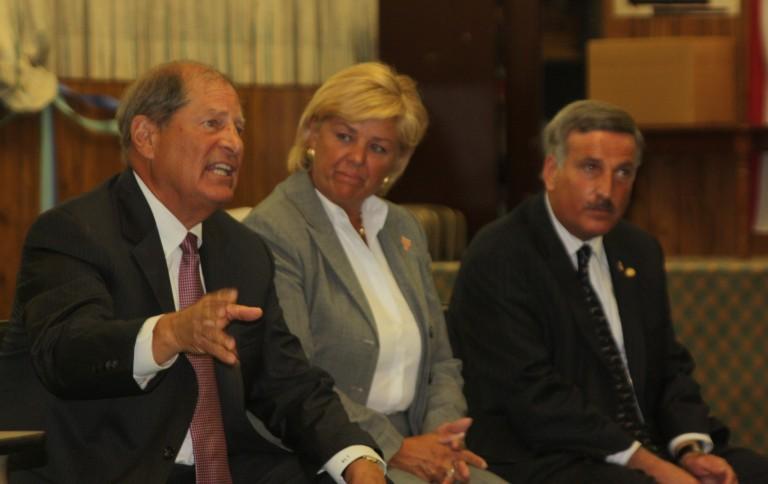 Candidates Discuss Views at Lindenwood Alliance