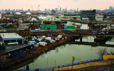 EPA to Begin Clean-up of Newtown Creek