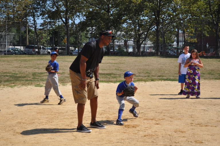 Local Little Leaguers Get Big League Help
