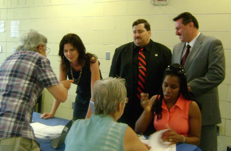 Local Pols Bring Tax Help to Nabe