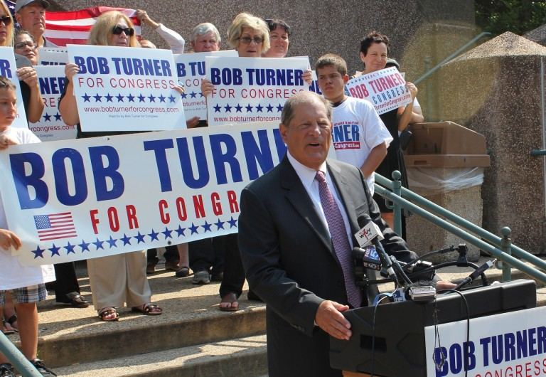 Turner Launches Campaign in Forest Hills