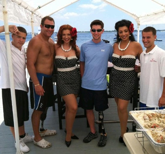 Wounded Warriors Come to Rockaway