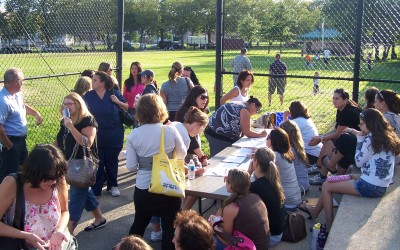 District 27 Parents Protest Middle School Choice
