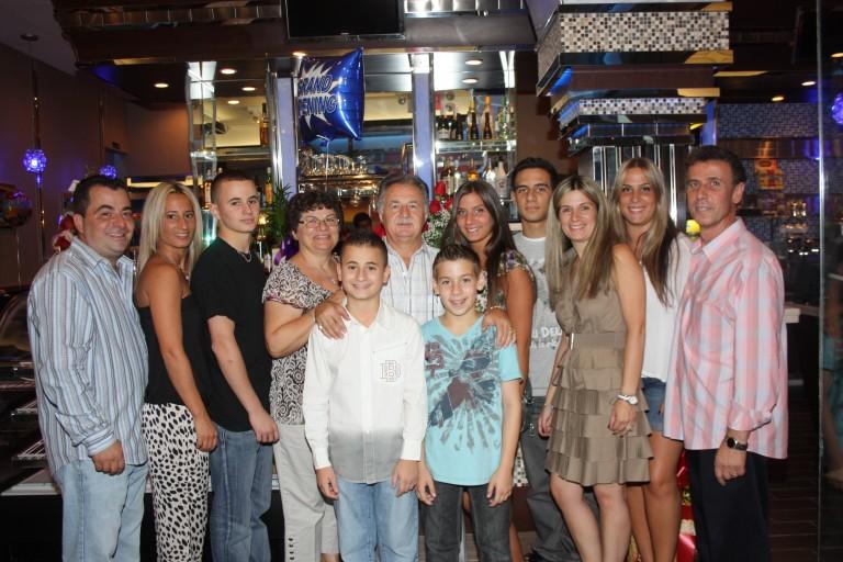 It's a Family Affair: Restaurateur Builds the American Dream