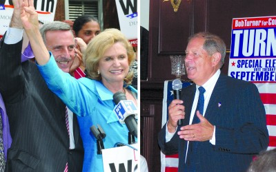 Poll Shows Weprin Holding Slight Edge Over Turner