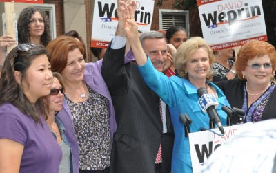 Women for Weprin:  Top City Females Endorse Congressional Candidate