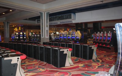 Aqueduct Casino Races Towards Finish Line