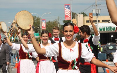 Photo Gallery: Howard Beach Celebrates Columbus Day Under Sunny Skies