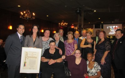 Woodhaven Residents' Block Association Celebrates 40 Years