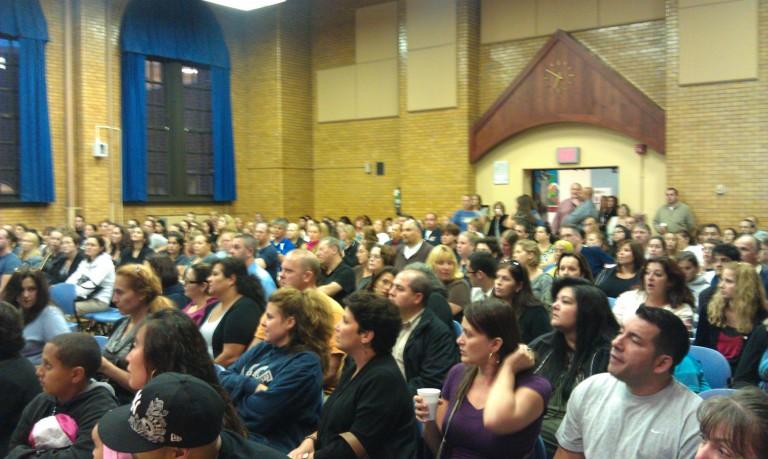 Glendale Parents, Teachers Protest Potential Rezoning