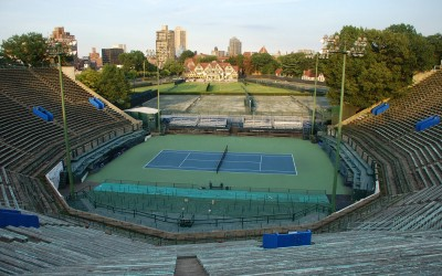 Federal Backing to Save Forest Hills Stadium