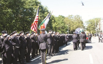 Police Officer Kevin Jessup Laid to Rest