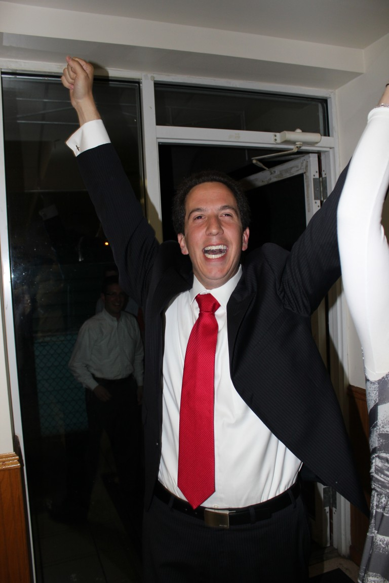 Goldfeder Succeeds Pheffer in 23rd Assembly District