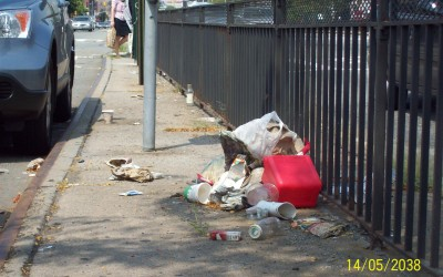 Help Needed to Clean Queens Boulevard
