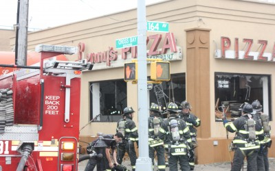 Fire Guts Lenny's Pizzeria