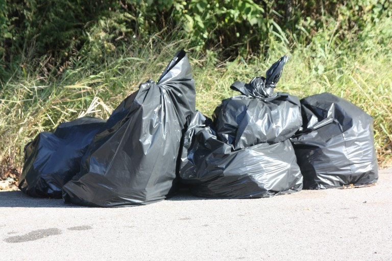 Illegal Dumping Continues in Howard Beach