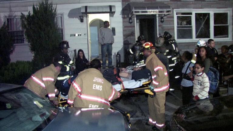 Richmond Hill Fire Injures Eleven