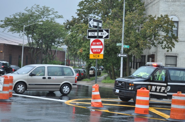 Maspeth Bypass Progress a Headache for Local Businesses