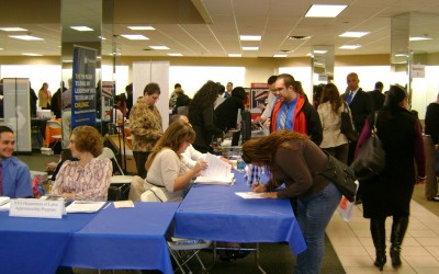 Job Fair Attracts Thousands