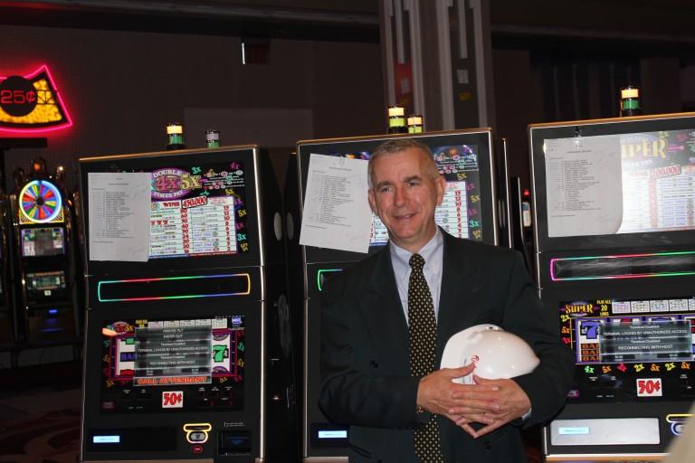 Community Anxiously Awaits Casino Opening