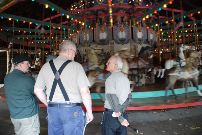 Still No Operator for Forest Park Carousel