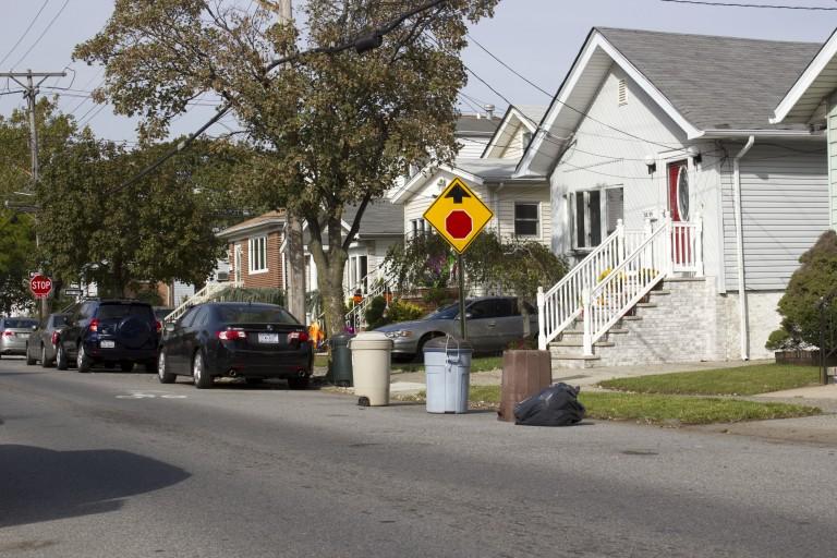 106th Precinct Cracking Down on Saving Spots